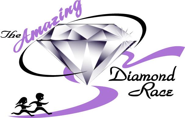 diamond race logo